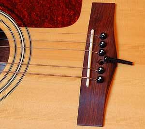 how to string a guitar. Black Bedroom Furniture Sets. Home Design Ideas